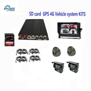 4CH HDD Mdvr с 3G и GPS