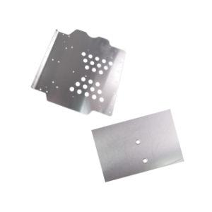 Feuille de Métal de Pièces de matériel ferroviaire de découpe laser Président de la plaque de métal ignifugé