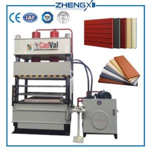 고무 격판덮개 가황 압박 또는 수압기 기계