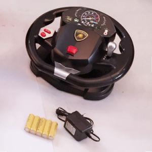 1: 14 de Auto van het Stuk speelgoed van de Kinderen van de Hobby van de Afstandsbediening van het stuurwiel