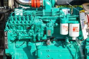 Weichai 250kVA 200kw gerador diesel(Stamford Alternador, resfriada, Opcional tipo silenciosa, ATS, mar profundo