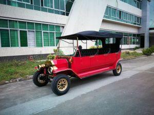 Carrinho de golfe eléctrico clássico com 48V 5Kw Motor AC