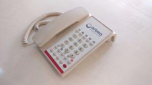 حارّ يبيع حديثة أساسيّ فندق هاتف لأنّ ضيافة [غست رووم]