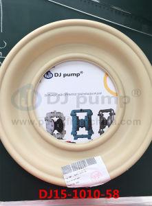 DJ 15-1010-51のダイヤフラムの膜のDiafragma Membrana Santoprene PTFEのブナのViton EPDMのネオプレン