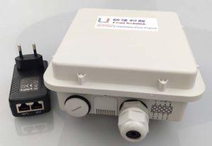 Un router senza fili con IP67 impermeabile, scheda di SIM, antenna 4G Lte di industria Port di lan di 2*2 4G/WiFi MIMO