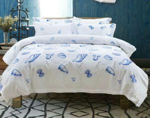 Imprimir Hotel extras no Set/ Home Consolador cobrir a linha de Cama