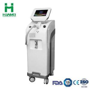 Rimozione permanente dei capelli delle attrezzature mediche della macchina di bellezza del laser del diodo di prezzi di fabbrica 808nm/810nm