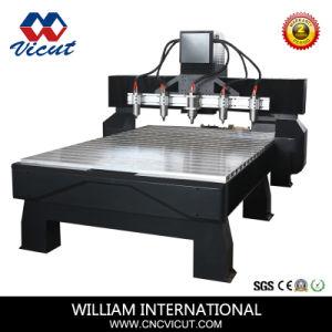 machine à sculpter le bois de la machine CNC routeur CNC la gravure sur bois