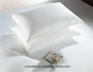 Китай поставщик 5-звездочный отель люкс Белого Гуся вниз подушки