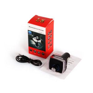 Cargador de coche reproductor de MP3 Manos Libres coche Bluetooth Car Kit transmisor FM Bluetooth manos libres