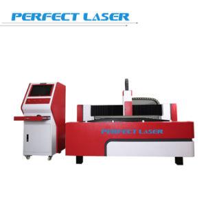 300W 500W máquina de corte de fibra a laser CNC para corte de aço inoxidável aço carbono chapa metálica