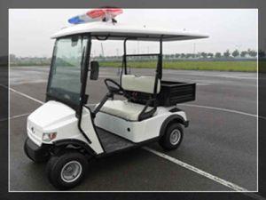 Utilitário de Mini Golf Cart com 2 lugares