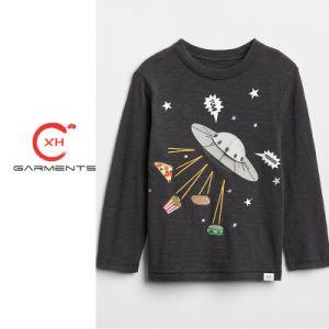 아이 만화 t-셔츠를 인쇄하는 Xh 의복