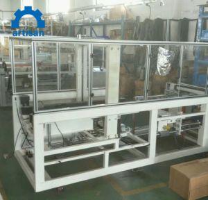 Varias líneas de maquinaria de embalaje Automáticas Case erector de la máquina de embalaje