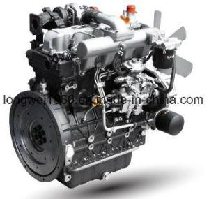 De Gekoelde Dieselmotor van Raywin Water voor Gensets (4D24TG 28-40kw)