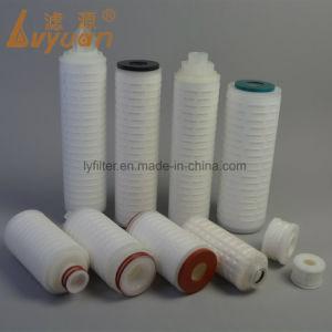 Элемент фильтра воды гофрированный фильтр картридж для Pre-Filtration