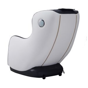 Totalmente montado largo Rail curvo Silla de masaje Shiatsu altavoz Bluetooth