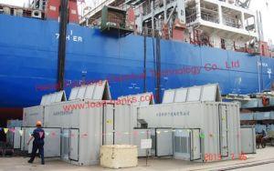 Widerstrebende Eingabe-Bank für Generator-Prüfung
