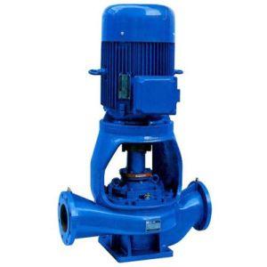 Tipo pompa centrifuga di Isgb della conduttura verticale di demolizione|Pompa centrifuga smontata della conduttura