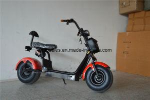 Citycoco два колеса Харлей электрический скутер с 2000W Бесщеточный двигатель 20AH 60V
