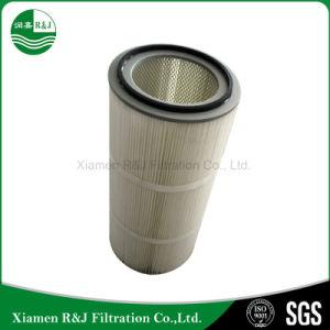 Qualidade superior do cartucho do filtro de pregas de Ar para Coletor de pó de jacto de Pulso