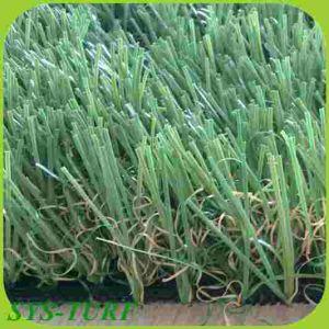 Gras-Teppich-künstlicher Rasen, künstliches Gras-Krokett 08