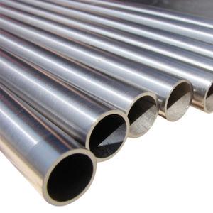 Cold sacadas 904L 2205 Duplex Industrial perfeita Precision tubo de inox para Grau Alimentício, sanitário, Escape, Água, tubo de gases de escape