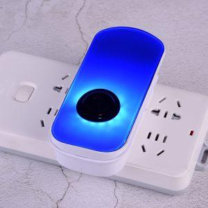 Noche de Luz LED Linterna Sensor de movimiento Corte de luz 3-en-1