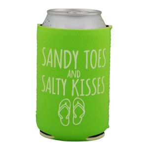 Neopreno personalizados Koozie titular Stubby Enfriador de lata de cerveza
