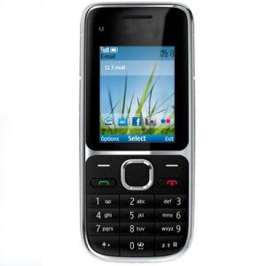 Levering voor doorverkoop voor 3G de Mobiele Telefoon van het Toetsenbord C2-01 voor Nekia wordt geopend die