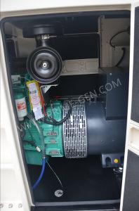 100kVA insonorizado com gerador a diesel Cummins definir com marcação CE/ISO