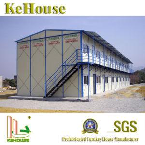 カイロの居間のための鋼鉄構造スチールの製造の現代携帯用建物