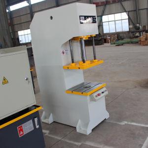 Coluna única Perfuração Tipo C Prensa Hidráulica a máquina