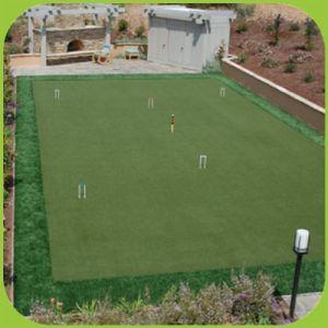 Qualitäts-synthetisches Golf-setzende Grüns