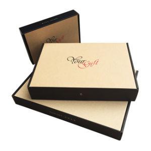 주문 의복 골판지 Handmade 상자 포장