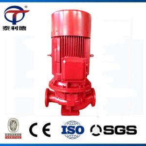 Pompa stridente centrifuga verticale del rifornimento idrico del fuoco di Xbd