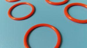 NBR/FKM/Viton/Silicone Gummio-ring mit Gummidichtungen