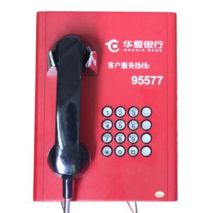 Telefone do banco local telefone de emergência Sos Knzd Intercomunicador pública anti-vandalismo-27