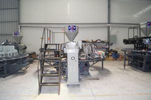 Автоматический поворотный ПВХ Бич флоп опрокидывания машины принятия решений
