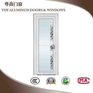 Portello di alluminio/di alluminio stoffa per tendine/della stanza da bagno con l'idea di protezione dell'ambiente