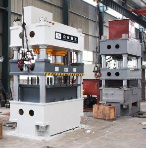 Pressa idraulica dello stampaggio profondo del piatto d'acciaio