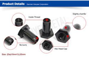 Pièces détachées Accessoires moto les écrous de l'épaule en acier inoxydable