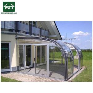 Camo 5X3X2m Aluminium-PolycarbonatSunroom