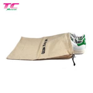 Cordón de poliéster personalizadas de almacenamiento exterior Mochila Bolsa Bolsa de cuerda
