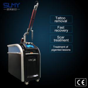 Picosecond tatuaje con láser de la pigmentación pecas del envejecimiento de la máquina de extracción