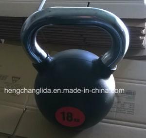Weightlifting Kettlebell di addestramento di forma fisica della costruzione di corpo di Crossfit