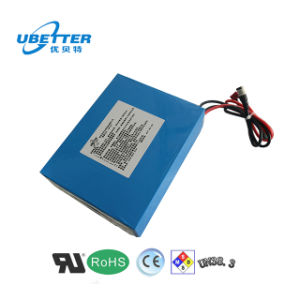 18650 Batería de iones de litio de 36V 16Ah para herramientas eléctricas