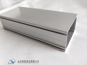 Profilo di alluminio del vestito per la finestra ed il portello