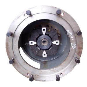 Eモーター運転された4つの刃によって修復されるピッチの弓スラスター