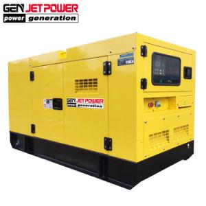 10kVA 15kVA 20kVA 30kVA gerador diesel silenciosa Baixo Consumo de Combustível